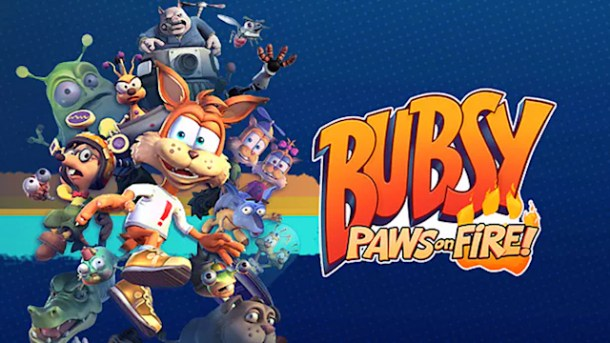 oprainfall | Bubsy: Paws on Fire