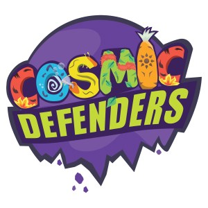Cosmic Defender | Logo