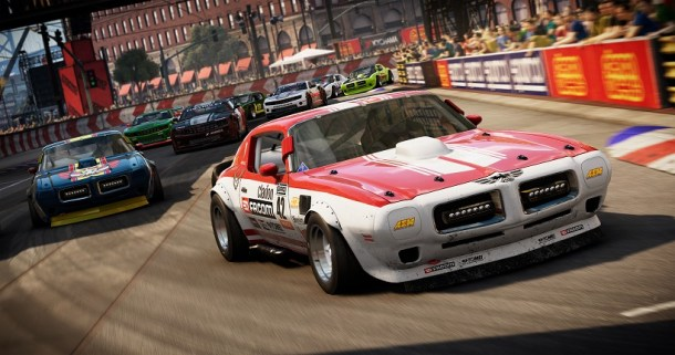 GRID | Muscle Cars