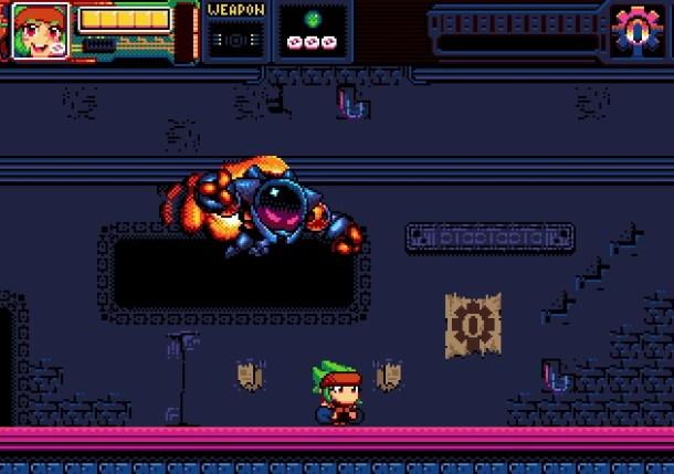 Phantom Gear   Boss Fight