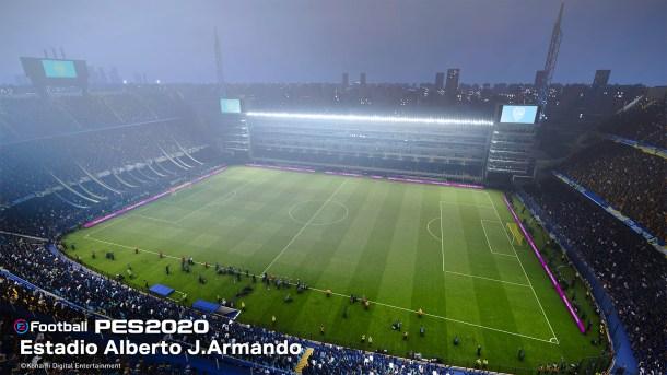 eFootball PES 2020 | Stadiums