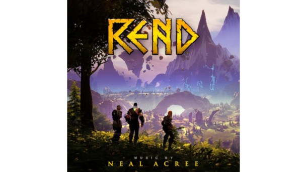 oprainfall | Rend Soundtrack