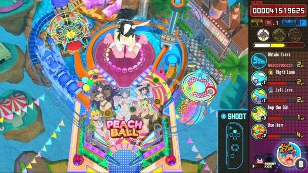 Senran Kagura Peach Ball   Asuka Machine