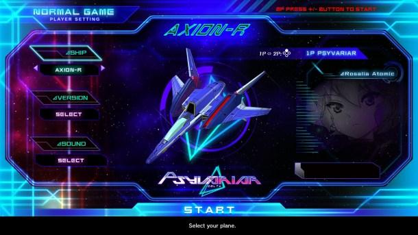 Nintendo Download | Psyvariar Delta