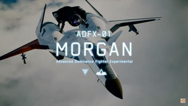 Ace Combat 7: Skies Unknown | ADFX-01 Morgan