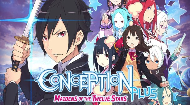 Spike Chunsoft | Conception PLUS Key Art