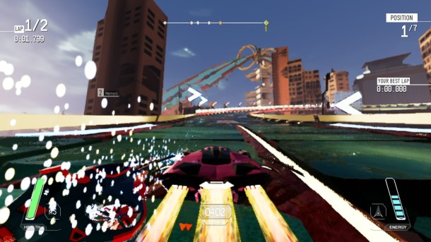 Redout | Cairo city track