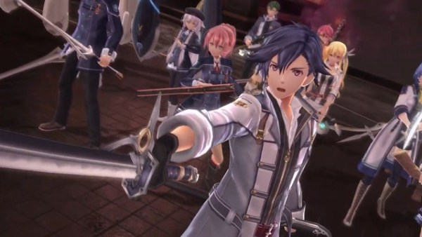 CS3 | Rean and Friends