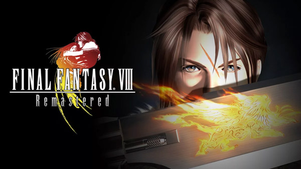 Final Fantasy VIII Remastered | Title