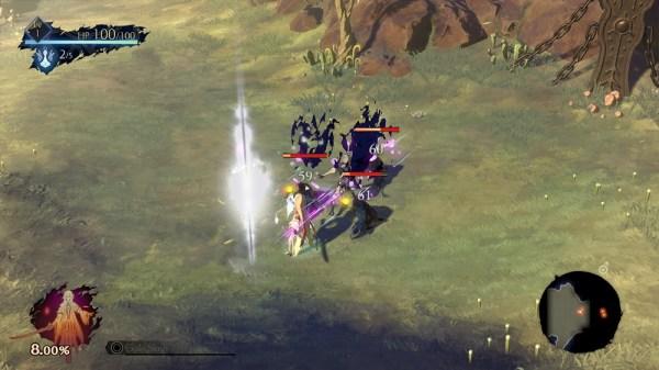 Oninaki | Battle Gameplay