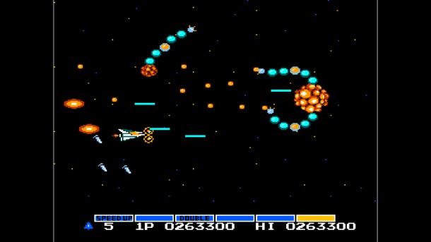 Nintendo Download | VS GRADIUS