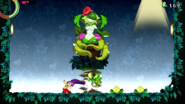 Shantae and the Seven Sirens | Boss