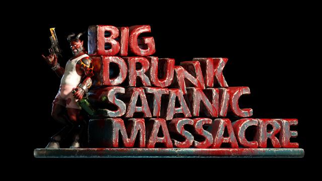 BDSM: Big Drunk Satanic Massacre   Featured