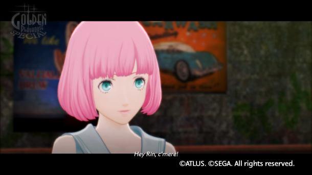 Catherine: Full Body   Rin