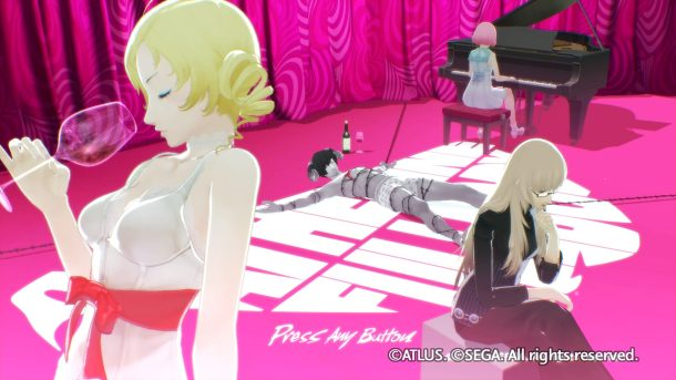 Catherine Full Body Title Screen