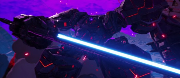 Daemon X Machina | Gigant Class AI
