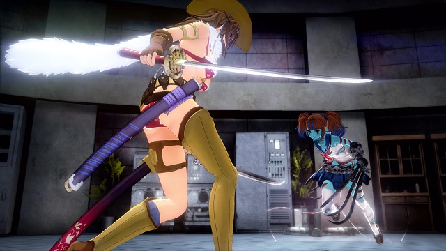 More Gameplay Of Onechanbara Origin Released Oprainfall