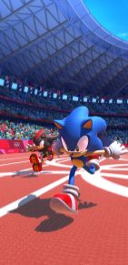 Sonic at the Olympic Games 02