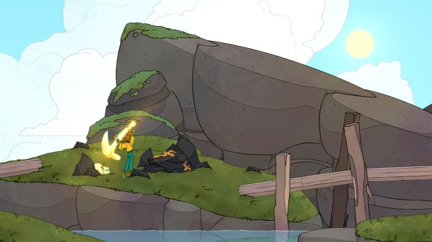 Spiritfarer | Mining Ore