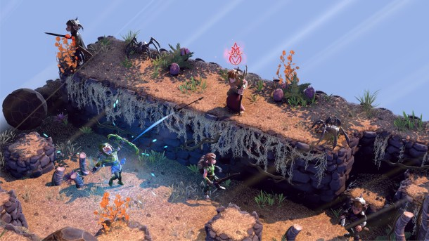 The Dark Crystal: Age of Resistance Tactics   Combat