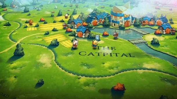 Cat Quest II Screen