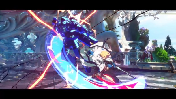 New Guilty Gear | Ky combo