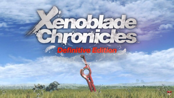 Xenoblade Chronicles Definitive Edition | Title