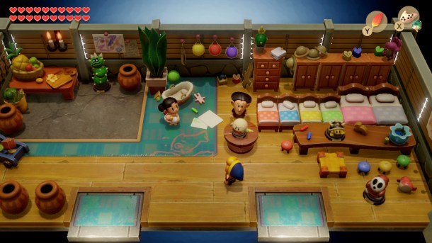 Link's Awakening   Figurines