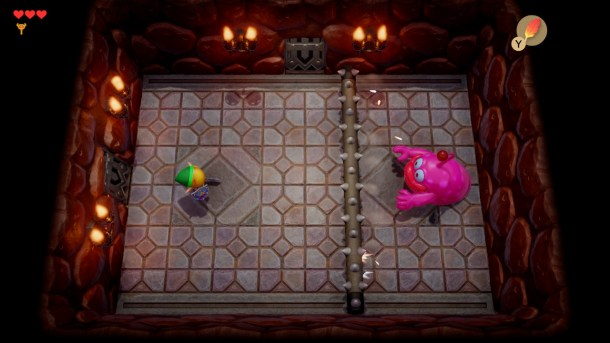 Link's Awakening   Miniboss