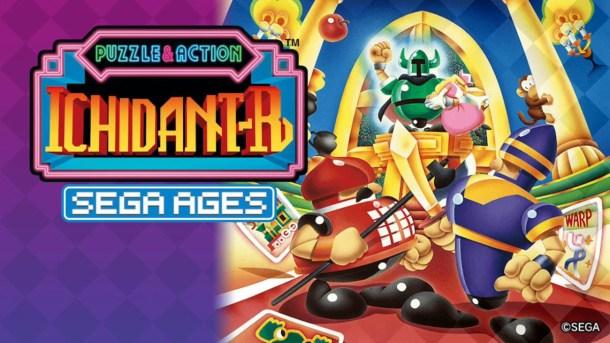 Sega Ages | Ichidant-R