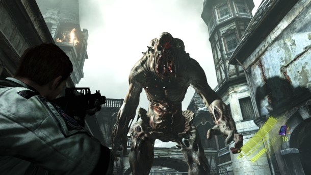 Nintendo Download | Resident Evil 6