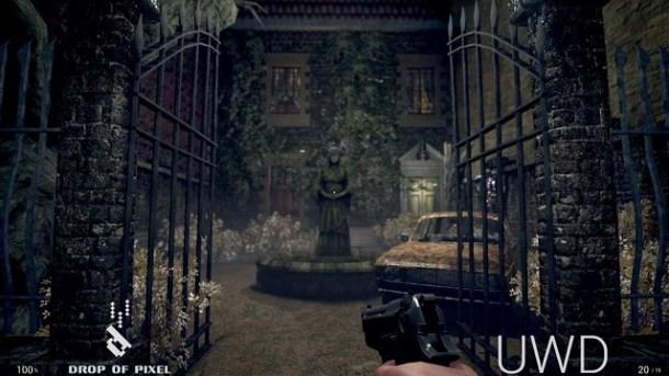 Underworld Dreams Screen
