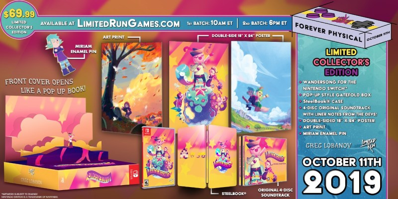 Wandersong | Collector's Edition