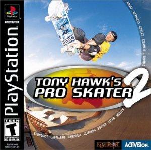 PlayStation Classic | Tony Hawk's Pro Skater 2 Logo