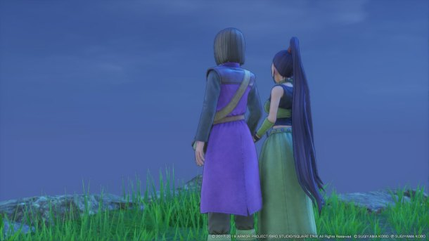 Dragon Quest XI S | Jade Marriage