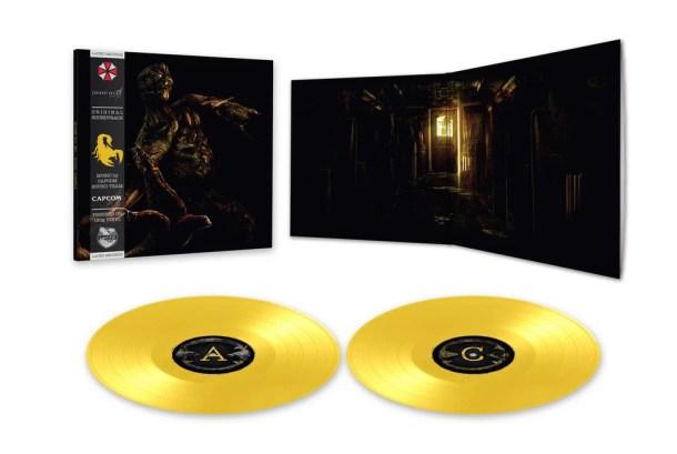 Resident Evil Zero vinyl