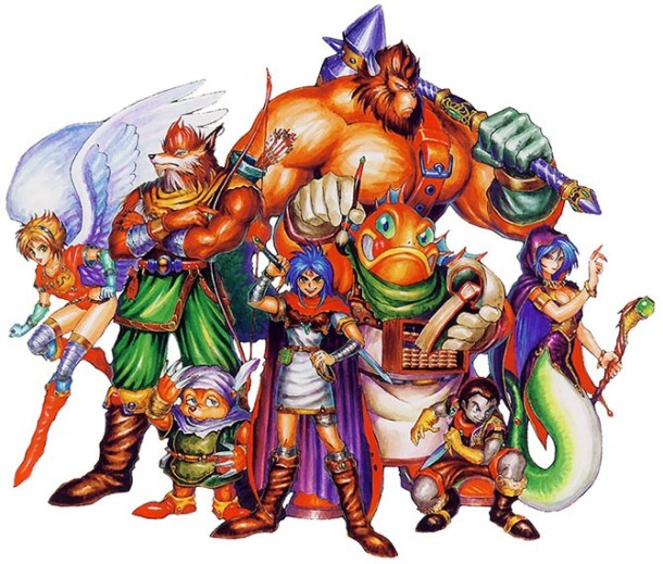 Breath of Fire | artwork