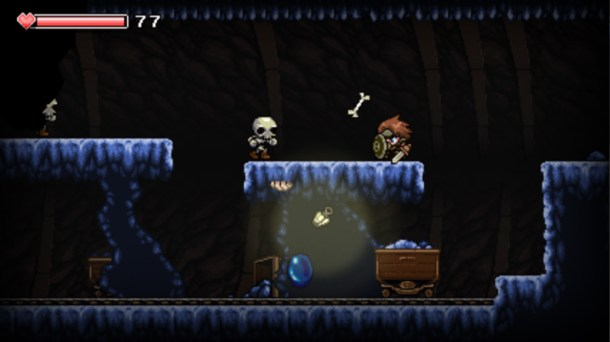 Castle in the Darkness 2 | Skeleton