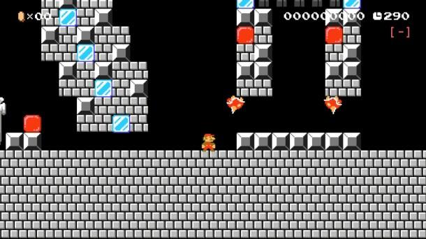 Making It Rainfall | Mario is Link in Metroid 2