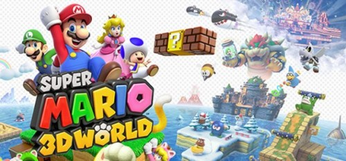 Decade | Super Mario 3D World