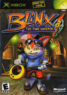 Blinx The Time Cat| Xbox Series X