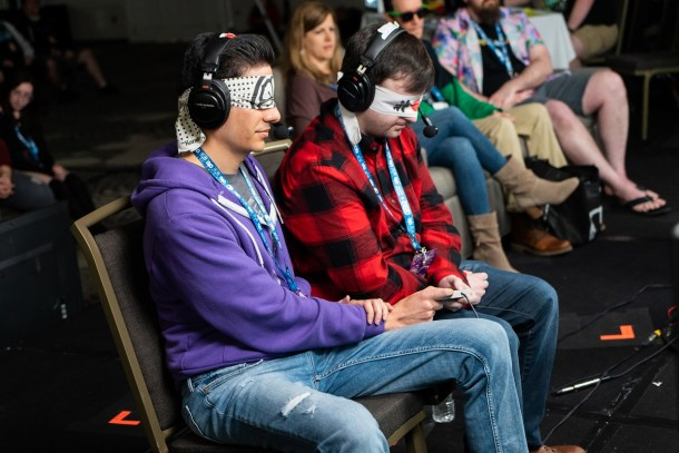 AGDQ   Punch Out Blindfolded