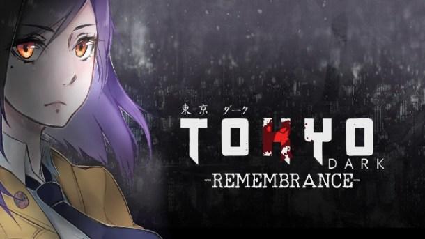 Tokyo Dark -Remembrance- | Logo