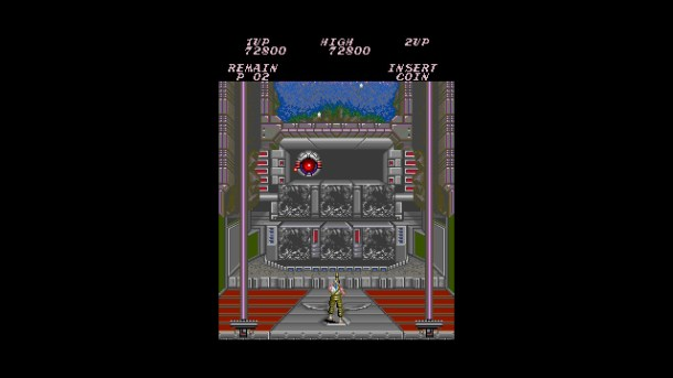 Contra AC   Contra Arcade 3