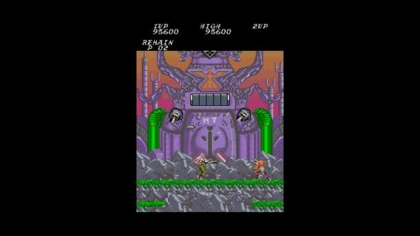 Contra AC   Contra Arcade 4