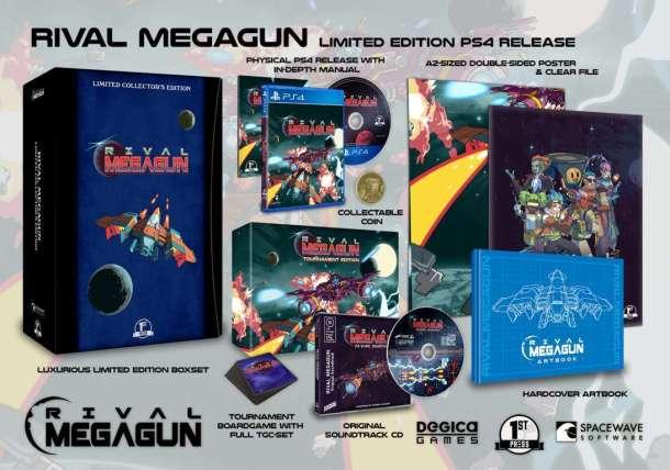 RIval Megagun   PS4 Collection