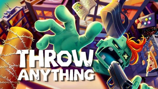Throw Anything art
