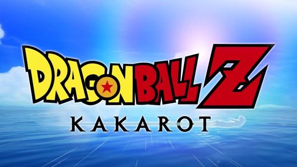 Dragon Ball Z: kakarot   Logo