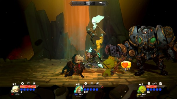 Bounty Battle | screen 1
