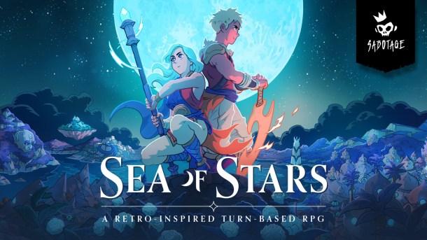 Sea of Stars   Logo